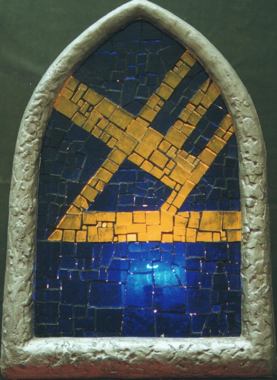 Mozaikové světlo II