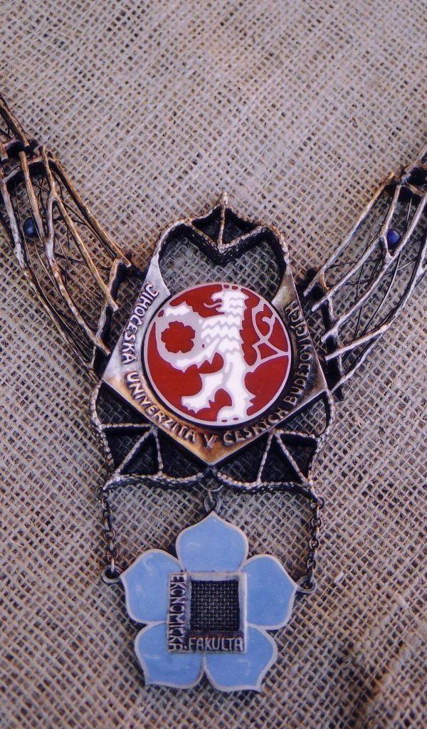 Řetěz detail